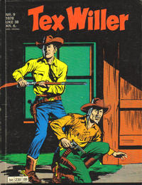 Cover Thumbnail for Tex Willer (Semic, 1977 series) #9/1978