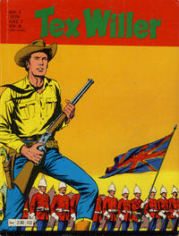 Cover Thumbnail for Tex Willer (Semic, 1977 series) #2/1979