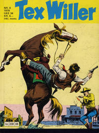 Cover Thumbnail for Tex Willer (Semic, 1977 series) #8/1979