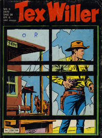 Cover Thumbnail for Tex Willer (Semic, 1977 series) #9/1979
