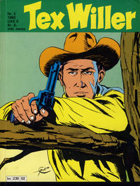 Cover Thumbnail for Tex Willer (Semic, 1977 series) #2/1980