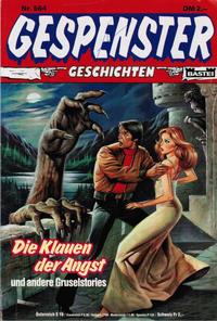 Cover Thumbnail for Gespenster Geschichten (Bastei Verlag, 1974 series) #564