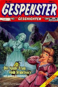Cover Thumbnail for Gespenster Geschichten (Bastei Verlag, 1974 series) #561