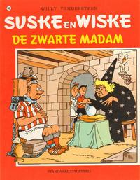 Cover Thumbnail for Suske en Wiske (Standaard Uitgeverij, 1967 series) #140 - De zwarte madam