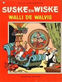 Cover Thumbnail for Suske en Wiske (Standaard Uitgeverij, 1967 series) #171 - Walli de walvis