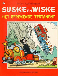 Cover Thumbnail for Suske en Wiske (Standaard Uitgeverij, 1967 series) #119 - Het sprekende testament