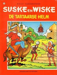 Cover Thumbnail for Suske en Wiske (Standaard Uitgeverij, 1967 series) #114 - De Tartaarse helm [Herdruk 1975]