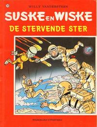 Cover Thumbnail for Suske en Wiske (Standaard Uitgeverij, 1967 series) #239 - De stervende ster