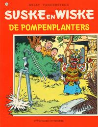 Cover Thumbnail for Suske en Wiske (Standaard Uitgeverij, 1967 series) #176 - De pompenplanters