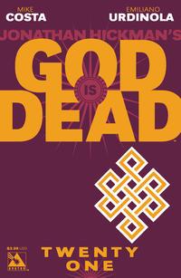 Cover Thumbnail for God Is Dead (Avatar Press, 2013 series) #21 [Regular Cover]