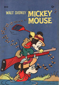 Cover Thumbnail for Walt Disney's Mickey Mouse (W. G. Publications; Wogan Publications, 1956 series) #148