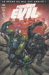 Cover Thumbnail for Forever Evil (Urban Comics, 2014 series) #4