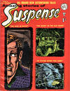 Cover for Amazing Stories of Suspense (Alan Class, 1963 series) #15