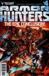 Cover Thumbnail for Armor Hunters (2014 series) #4 [Cover A - Doug Braithwaite]
