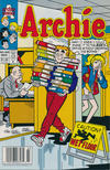 Cover Thumbnail for Archie (1959 series) #409 [Newsstand Edition]