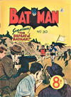 Cover Thumbnail for Batman (1950 series) #30 [Different price]