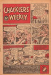 Cover for Chucklers' Weekly (Consolidated Press, 1954 series) #v1#2