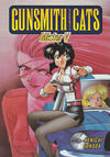 Cover for Gunsmith Cats (Dark Horse, 1996 series) #8 - Mister V