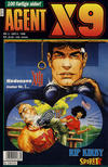 Cover for Agent X9 (Semic, 1976 series) #2/1996