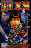 Cover for Agent X9 (Semic, 1976 series) #4/1996