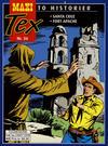 Cover for Maxi Tex (Hjemmet / Egmont, 2008 series) #36 - Santa Cruz; Fort Apache