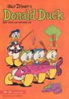 Cover for Donald Duck (Geïllustreerde Pers, 1952 series) #27/1967