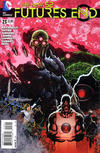Cover for The New 52: Futures End (DC, 2014 series) #23
