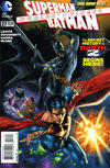 Cover for Worlds' Finest (DC, 2012 series) #27