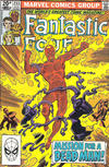 Cover Thumbnail for Fantastic Four (1961 series) #233 [British]