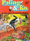 Cover for Paling en Ko [Paling & Ko] (De Vrijbuiter; De Schorpioen, 1971 series) #47 - De kip met de gouden eieren