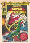 Cover for Marvel Super Adventure (Marvel UK, 1981 series) #14