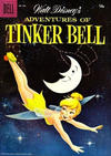 Cover for Four Color (Dell, 1942 series) #896 - Walt Disney's Adventures of Tinker Bell [15¢]