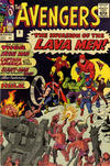 Cover Thumbnail for The Avengers (1963 series) #5 [British Price Variant]