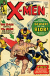Cover for The X-Men (Marvel, 1963 series) #3 [British]