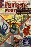Cover for Fantastic Four (Marvel, 1961 series) #17 [British Price Variant]