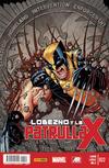 Cover for Lobezno y La Patrulla-X (Panini España, 2012 series) #22
