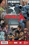 Cover for Lobezno y La Patrulla-X (Panini España, 2012 series) #24