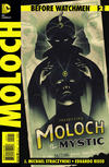 Cover Thumbnail for Before Watchmen: Moloch (2013 series) #2 [Olly Moss Cover]