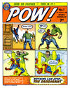 Cover for Pow! (IPC, 1967 series) #7