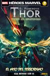 Cover for El Poderoso Thor: Viaje al Misterio (Panini España, 2012 series) #2