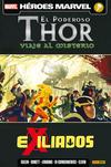 Cover for El Poderoso Thor: Viaje al Misterio (Panini España, 2012 series) #3