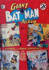 Cover for Giant Batman Album (K. G. Murray, 1962 series) #7