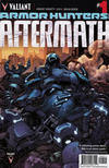 Cover Thumbnail for Armor Hunters: Aftermath (2014 series) #1 [Cover A - Diego Bernard]