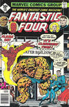 Cover for Fantastic Four (Marvel, 1961 series) #181 [Whitman Edition]