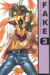Cover for Fake (Carlsen Comics [DE], 2002 series) #3