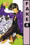 Cover for Fake (Carlsen Comics [DE], 2002 series) #4