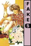 Cover for Fake (Carlsen Comics [DE], 2002 series) #5