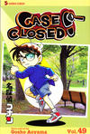 Cover for Case Closed (Viz, 2004 series) #49