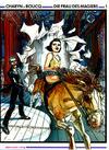 Cover for Schwermetall präsentiert (Kunst der Comics / Alpha, 1986 series) #14 - Die Frau des Magiers 1
