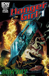 Cover for Danger Girl: May Day (IDW, 2014 series) #1 [Subscription Cover]